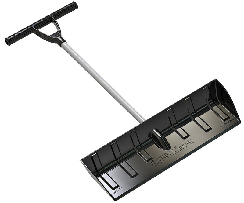Black D handle Shovel