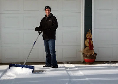 sno go shovels contact us safe snow better snow shovel satisfied customer 2 Product Features